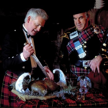 Burns Night Scottish All Inclusive Winter Warmer