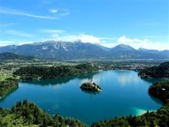 The Austrian Lakes of Carinthia  & Lake Bled 2021
