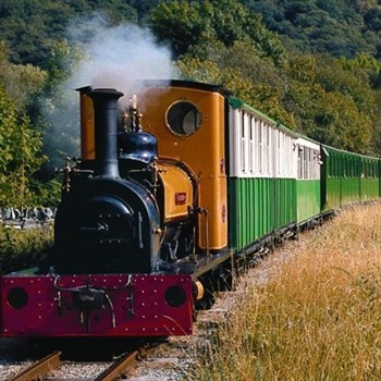 Great little steam trains of Wales