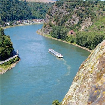 The Beauty of the Romantic Rhine 2021