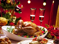 Cornish Turkey & Tinsel