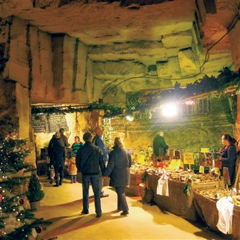 Christmas Markets in Valkenburg,Aachen&Maastricht